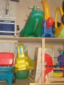 Large toys